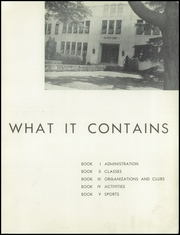 Page 9, 1947 Edition, Bell High School - Eagle Yearbook (Bell, CA) online yearbook collection