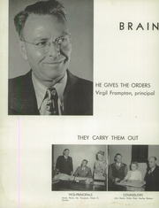 Page 10, 1948 Edition, Bell High School - Eagle Yearbook (Bell, CA) online yearbook collection