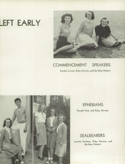 Page 17, 1948 Edition, Bell High School - Eagle Yearbook (Bell, CA) online yearbook collection