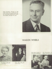 Page 10, 1949 Edition, Bell High School - Eagle Yearbook (Bell, CA) online yearbook collection