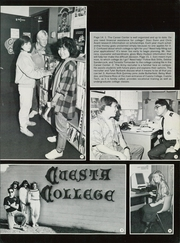 Page 19, 1986 Edition, Morro Bay High School - Treasure Chest Yearbook (Morro Bay, CA) online yearbook collection