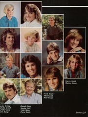 Page 31, 1986 Edition, Morro Bay High School - Treasure Chest Yearbook (Morro Bay, CA) online yearbook collection
