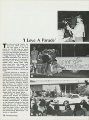 Page 42, 1986 Edition, Morro Bay High School - Treasure Chest Yearbook (Morro Bay, CA) online yearbook collection