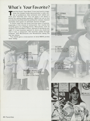 Page 44, 1986 Edition, Morro Bay High School - Treasure Chest Yearbook (Morro Bay, CA) online yearbook collection