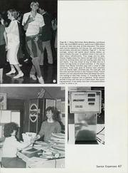 Page 51, 1986 Edition, Morro Bay High School - Treasure Chest Yearbook (Morro Bay, CA) online yearbook collection