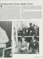 Morro Bay High School - Treasure Chest Yearbook (Morro Bay, CA) online yearbook collection, 1986 Edition, Page 79