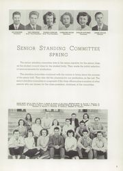 Page 11, 1948 Edition, San Rafael High School - Searchlight Yearbook (San Rafael, CA) online yearbook collection