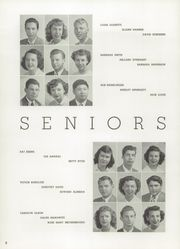 Page 12, 1948 Edition, San Rafael High School - Searchlight Yearbook (San Rafael, CA) online yearbook collection