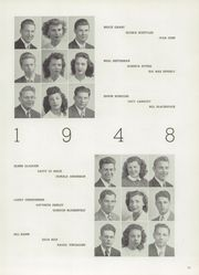 Page 15, 1948 Edition, San Rafael High School - Searchlight Yearbook (San Rafael, CA) online yearbook collection