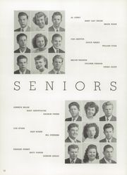 Page 16, 1948 Edition, San Rafael High School - Searchlight Yearbook (San Rafael, CA) online yearbook collection