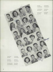 Page 14, 1950 Edition, San Rafael High School - Searchlight Yearbook (San Rafael, CA) online yearbook collection