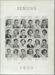 Page 15, 1950 Edition, San Rafael High School - Searchlight Yearbook (San Rafael, CA) online yearbook collection