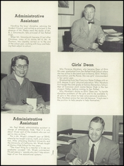 Page 11, 1958 Edition, San Rafael High School - Searchlight Yearbook (San Rafael, CA) online yearbook collection