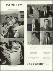 Page 12, 1958 Edition, San Rafael High School - Searchlight Yearbook (San Rafael, CA) online yearbook collection