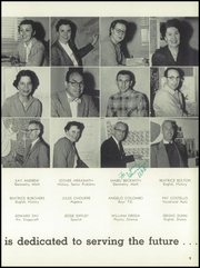 Page 13, 1958 Edition, San Rafael High School - Searchlight Yearbook (San Rafael, CA) online yearbook collection