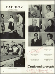 Page 16, 1958 Edition, San Rafael High School - Searchlight Yearbook (San Rafael, CA) online yearbook collection