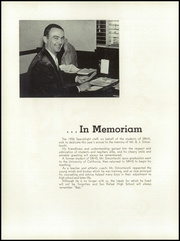 Page 8, 1958 Edition, San Rafael High School - Searchlight Yearbook (San Rafael, CA) online yearbook collection