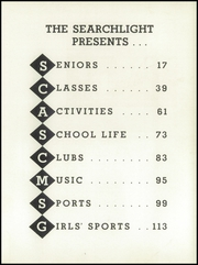 Page 9, 1958 Edition, San Rafael High School - Searchlight Yearbook (San Rafael, CA) online yearbook collection