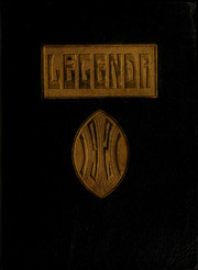 1921 Edition, Wellesley College -  Legenda Yearbook (Wellesley, MA)
