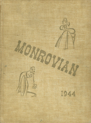 Monrovia High School - Monrovian Yearbook (Monrovia, CA) online yearbook collection, 1944 Edition, Page 1