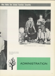 Page 15, 1959 Edition, Monrovia High School - Monrovian Yearbook (Monrovia, CA) online yearbook collection