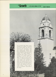 Page 8, 1959 Edition, Monrovia High School - Monrovian Yearbook (Monrovia, CA) online yearbook collection
