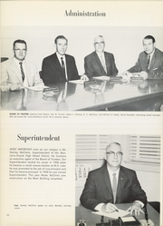 Page 14, 1960 Edition, Monrovia High School - Monrovian Yearbook (Monrovia, CA) online yearbook collection