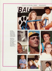 Page 8, 1988 Edition, Monrovia High School - Monrovian Yearbook (Monrovia, CA) online yearbook collection