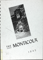 1945 Edition, Sandpoint High School - Monticola Yearbook (Sandpoint, ID)