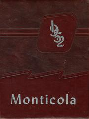 1952 Edition, Sandpoint High School - Monticola Yearbook (Sandpoint, ID)