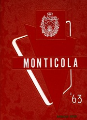 1963 Edition, Sandpoint High School - Monticola Yearbook (Sandpoint, ID)