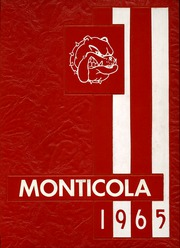 1965 Edition, Sandpoint High School - Monticola Yearbook (Sandpoint, ID)