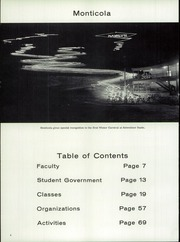Page 12, 1965 Edition, Sandpoint High School - Monticola Yearbook (Sandpoint, ID) online yearbook collection