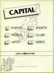 Page 4, 1987 Edition, Capital High School - Talon Yearbook (Boise, ID) online yearbook collection