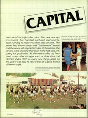 Page 8, 1987 Edition, Capital High School - Talon Yearbook (Boise, ID) online yearbook collection