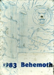 1983 Edition, Skyline High School - Behemoth Yearbook (Idaho Falls, ID)