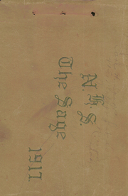 Nampa High School - Sage Yearbook (Nampa, ID) online yearbook collection, 1917 Edition, Page 1