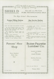 Page 113, 1928 Edition, Nampa High School - Sage Yearbook (Nampa, ID) online yearbook collection