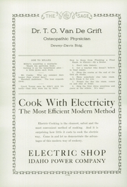 Page 114, 1928 Edition, Nampa High School - Sage Yearbook (Nampa, ID) online yearbook collection