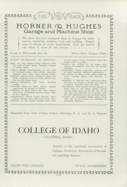 Page 119, 1928 Edition, Nampa High School - Sage Yearbook (Nampa, ID) online yearbook collection