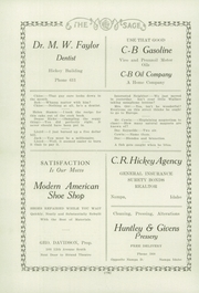 Page 122, 1928 Edition, Nampa High School - Sage Yearbook (Nampa, ID) online yearbook collection