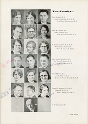 Page 18, 1934 Edition, Nampa High School - Sage Yearbook (Nampa, ID) online yearbook collection