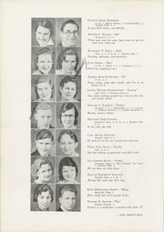Page 34, 1934 Edition, Nampa High School - Sage Yearbook (Nampa, ID) online yearbook collection