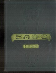 Page 1, 1937 Edition, Nampa High School - Sage Yearbook (Nampa, ID) online yearbook collection