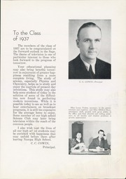 Page 15, 1937 Edition, Nampa High School - Sage Yearbook (Nampa, ID) online yearbook collection