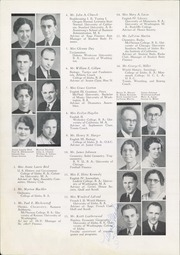 Page 16, 1937 Edition, Nampa High School - Sage Yearbook (Nampa, ID) online yearbook collection