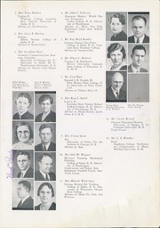 Page 17, 1937 Edition, Nampa High School - Sage Yearbook (Nampa, ID) online yearbook collection