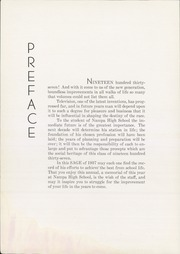 Page 6, 1937 Edition, Nampa High School - Sage Yearbook (Nampa, ID) online yearbook collection
