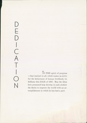 Page 7, 1937 Edition, Nampa High School - Sage Yearbook (Nampa, ID) online yearbook collection