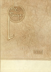 Page 1, 1938 Edition, Nampa High School - Sage Yearbook (Nampa, ID) online yearbook collection
